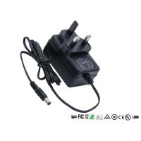 Quality High Power UK Plug Universal Power Supply Adapter 18V 1000mA With CE for sale