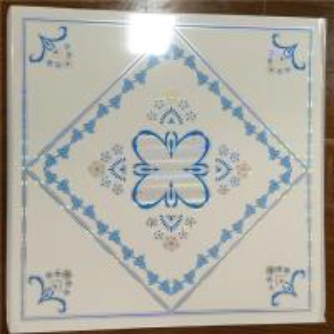 Quality Plastic Suspended Ceiling Tiles , Pvc Decorative Ceiling Tiles Sound Proof for sale