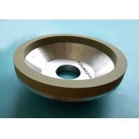 Quality Electroplated Small Bowl Shape Diamond Cup Wheel Resin Bonded 100mm 150mm for sale
