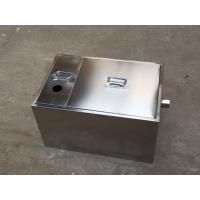 Quality High Precision Grease Trap for sale