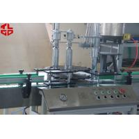 Quality Snow Spray Automatic Aerosol Filling Machine / Aerosol Can Filling Equipment for sale