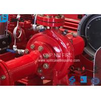 Quality UL FM Approved  End Suction Fire Pump 500usgpm @288 Feet For School for sale