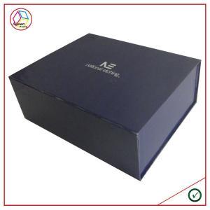 Quality Luxury custom beautiful design cardboard packaging wine glasses gift box for sale