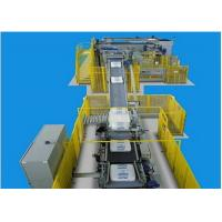 Quality Full Automatic Palletizing Machine System For 25KG / 50KG Grain Rice Flour Starch Maize for sale
