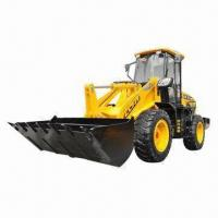 Quality 3T Wheel Loader with 1.6cbm Bucket Capacity, 3400mm Maximum Clearence for sale
