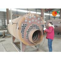 Buy 4-ton gas industrial steam boiler made in China at wholesale prices