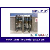 Quality Outdoor Bi-directional Automatic Turnstiles Security Entrance Gates for sale