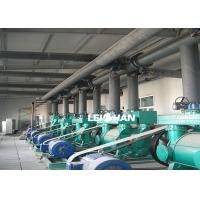 China Geometric Symmetry Paper Pulp Machine , 250 - 550KW Industrial Vacuum Pumps on sale