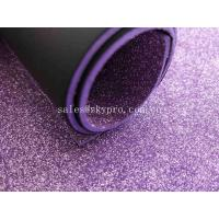 China PU Embossed EVA Foam Sheet Flexible For Kids DIY Handcraft / Eco - Friendly on sale