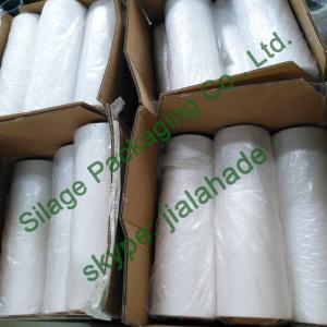 Quality UV-resistance Silage Wrap Film, 500mm*25mic*1800m, Plastic Film Type and LLDPE Material Hay Bale Rzeczpospolita Polska for sale