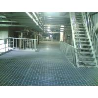 Quality High quality galvanized drainage trench steel grating Materials Hot Dipped 32 x 5mm Galvanized Steel Grating for sale