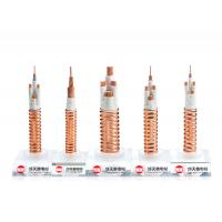 Quality 0.6/1 KV Fire Resistant Electrical Wire , Fire Rated Cable For Fire Alarm System for sale