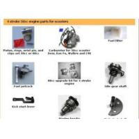 Buy cheap scooter moped parts/engine part for scooter moped from wholesalers