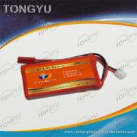 Quality Custom Made 850mAh LiPo Battery Pack for RC Airplane , RC Helicopter for sale