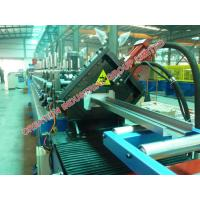 Quality Metal Door Frame Profile Jamb Section Panel Manufacturing Machine for Rolling Galvanized Steel Coils for sale