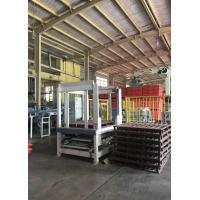 Buy Automatic Pallet Magazine System PLC and Touch Screen Controlled with Complte Set of Conveyors at wholesale prices