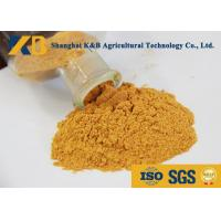 Quality Yellow Color Fish Meal Powder 4.5% Max Salt And Sand Animal Protein for sale