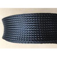Quality Durable Abrasion Resistance Expandable Braided Sleeving For Auto Wire Cable Protection for sale
