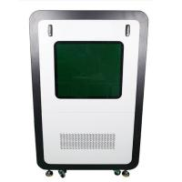 Quality RF CO2 Laser Marking Machine For Wooden , Portable Laser Etching Machine for sale