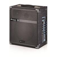 Quality Wireless Microphone Portable PA Speaker System / Active Outdoor Speakers for sale