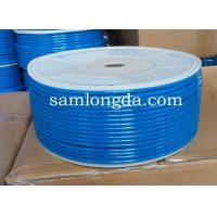 Quality pneumatic PU hose, 100% new material with SGS certificates,blue color tube for sale