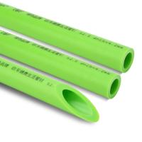 Quality Heat Enduring Plastic Ppr Pipe Bacteriological Neutral Iso Ce Standard for sale