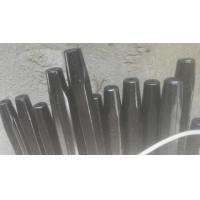 Durable Steel Tapered Drill Rod / Rock Drill Rod For Mining Quarrying , API