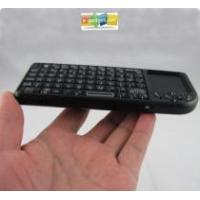 Quality 2.4Ghz Mini Wireless Keyboard with Touchpad for sale