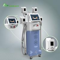 Buy cheap Freezing cryolipolysis fat freeze body slimming machine for salon use from wholesalers