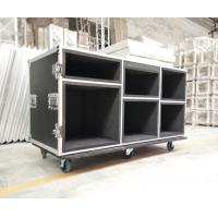 Buy Custom Drum Case with 12mm Thickness Plywood and 20mm Thickness EVA Foam Inside、 at wholesale prices