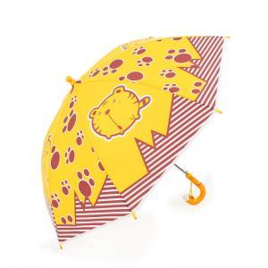 Quality Cute Light Weight Cartoon Little Kid Umbrellas , Children ' S Rain Umbrellas for sale