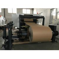 Quality Kraft Paper Roll To Sheet Paper Cutting Machine / Sheet Slitting Machine for sale
