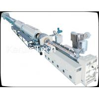 Buy Large Capacity Hdpe Pipe Extrusion Line Plastic Pipe Making Machine at wholesale prices