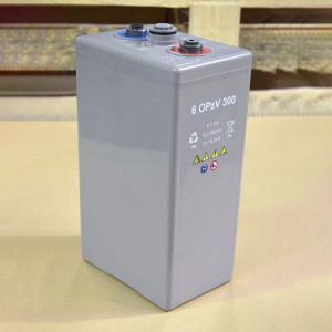 Quality 300 Amp OPzV Tubular Gel Battery 355mm 28Kg Long Life Solar Lead Acid Battery for sale