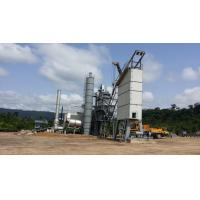 Quality Pneumatic Transmission Asphalt Mixing Plants Used In Construction 15 Minutes UPS Power Buffering for sale