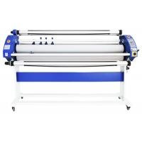 Quality Semi Photo Hot Cold Laminator Electric With Back Cutting Low Temperature for sale