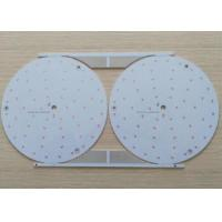 0.8mm Thickness Aluminium Led Light Circuit Board 1 Layer With Bulb Flying Prob Test for sale