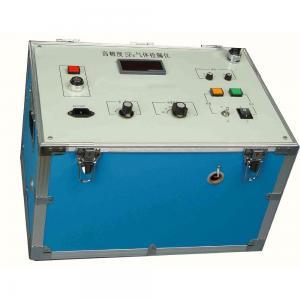 China GDJL-H High accuracy SF6 gas quantitative leak detector on sale