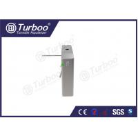 Quality Smart Waist High Turnstile Provided Automatically Card Collection Function for sale