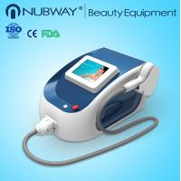 Quality 810nm Diode Laser Hair Removal Machine Desktop Design with Big Spot 12*20mm2 from China for sale