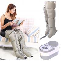 Quality Air Compression Foot And Leg Massager Low Noise Small Vibration Structural Fastening for sale