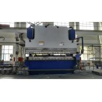 Buy cheap 450 Mpa CNC Hydraulic Press Brake Machine With Tooling ISO 9001 Certification from wholesalers