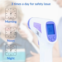 Quality Handheld FDA Approved Infrared Thermometer for sale