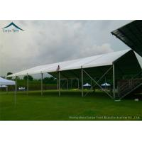 Quality 200 Person Aluminium Frame Tents  For Outdoor  Events With Flame Retardant for sale