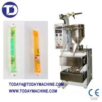 Quality ketchup packaging machine/ tube packing machine/ automatic bag packing machine for sale