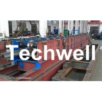 Quality 1.8 - 2.3mm Rack Roll Forming Machine / Cable Tray Forming Machine TW-RACK for sale