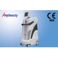 Quality Nd Yag Long Pulse laser hair removal depilacion equipment darker skin painfree for sale