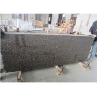 Quality Commercial Brown Granite Tile Slabs Multi Function Supreme Strength for sale