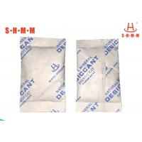 Quality MDH-30 Drying Desiccant Packs , 30g Bentonite Clay Desiccant For Garment And Textile for sale
