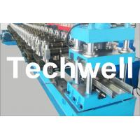 Quality CE Cold Roll Forming Machine for Sigma Shape /  Sigma Purlin / Sigma Post / Guardrail Post for sale